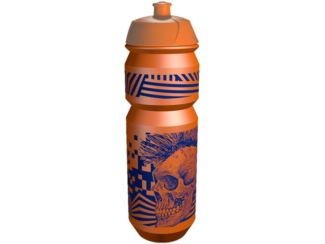 rie:sel design Fla:sche Vattenflaska 750 ml orange